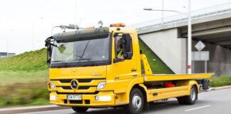 Pomoc drogowa na terenie Niemiec